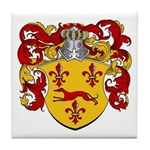 Zegers Coat of Arms Tile Coaster