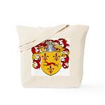 Zegers Coat of Arms Tote Bag