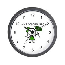 Guard - MHS Wall Clock