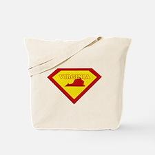 Super Star Virginia Tote Bag
