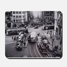 San Francisco Intersection Mousepad