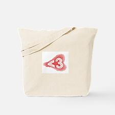 Less Than Three - Tote Bag