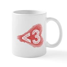 Less Than Three - Mug