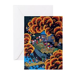 Autumn Nights Greeting Cards (Pk of 20)