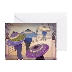 Rain Blossoms Cards (Pk of 10)