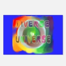 Diverse Universe Postcards (Package of 8)