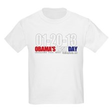 Obama's Last Day! T-Shirt