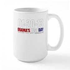 Obama's Last Day! Mug
