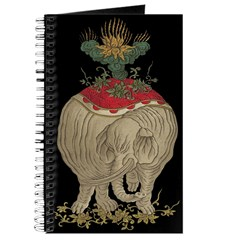 Decorative Asian Elephant Journal