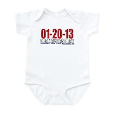 Last Day 1-20-13 Infant Bodysuit