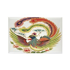 Luck Rooster Magnets (10 pack)