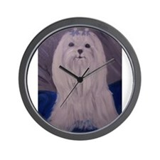 Maltese Magic Wall Clock