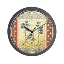 Asian Tranquility Wall Clock