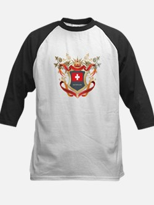 Swiss flag emblem Tee