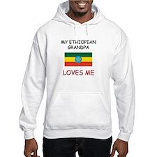 My Ethiopian Grandpa Loves Me Hoodie
