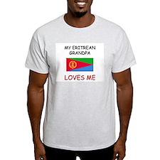 My Eritrean Grandpa Loves Me T-Shirt