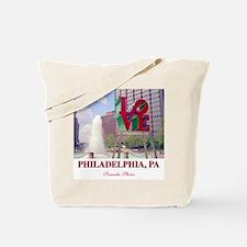 Love Sculpture Tote Bag