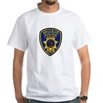 Vallejo PD Canine White T-Shirt