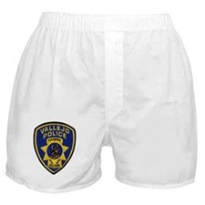 Vallejo PD Canine Boxer Shorts