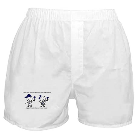 Blue Ribbon - Friend Boxer Shorts