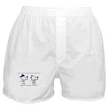 Blue Ribbon - Friend Boxer Shorts