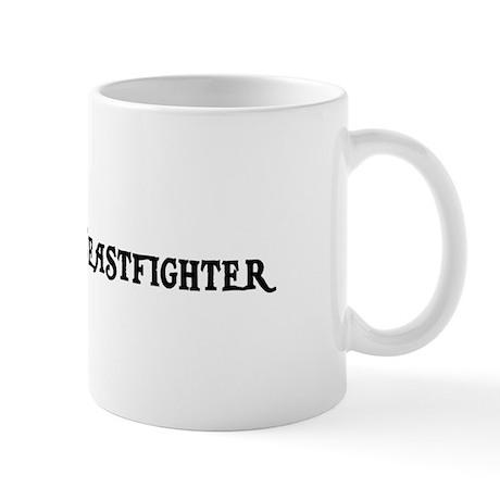 Grey Elf Beastfighter Mug