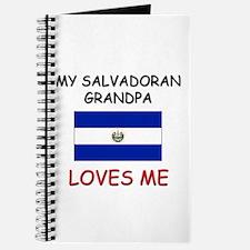 My Salvadoran Grandpa Loves Me Journal