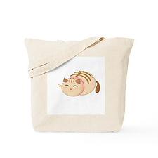 Sushi Cat Tote Bag