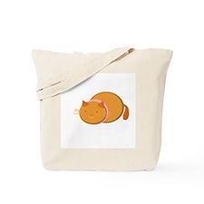 Sushi Cat 3(no soy) Tote Bag