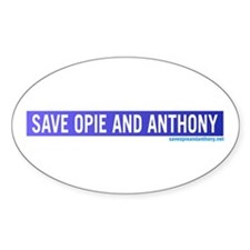 Save O&A Sticker! only $2.99