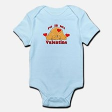 Pa My Valentine Infant Bodysuit
