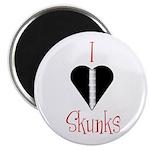 I Love Skunks 2.25
