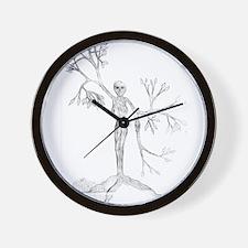Cute Greek paganism Wall Clock