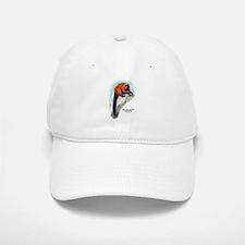 Red Ruffed Lemur Baseball Baseball Cap