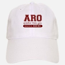 Aro Greedier Than You Baseball Baseball Cap