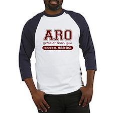 Aro Greedier Than You Baseball Jersey