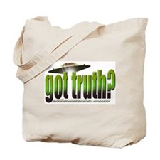 got truth? (green) Tote Bag