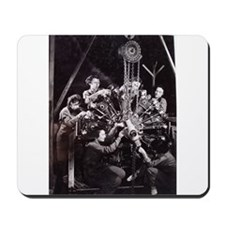 Women in War Mousepad