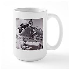 Women in War Mug