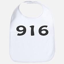 916 Area Code Bib