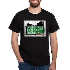 QUEENS BOULEVARD, QUEENS, NYC T-Shirt