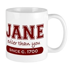 Jane Eviler Than You Mug