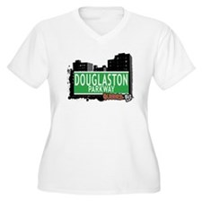 DOUGLASTON PARKWAY, QUEENS, NYC T-Shirt