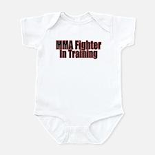 MMA Fighter - In Training Infant Bodysuit