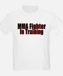 MMA Fighter - In Training T-Shirt