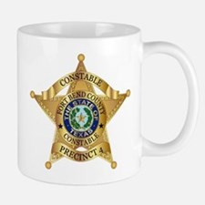 Fort Bend Constable Mug