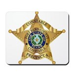 Fort Bend Constable Mousepad