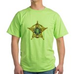 Fort Bend Constable Green T-Shirt