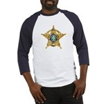 Fort Bend Constable Baseball Jersey