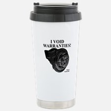 I VOID WARRANTIES - Turbo - Travel Mug